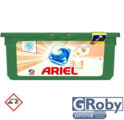 Ariel 3in1 Sensitive Kapszula 30db