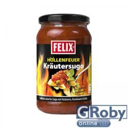 FELIX Höllenfeuer Mártás Hússal És Chilivel (360g)