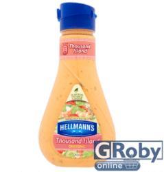 HELLMANN'S Ezersziget Salátaöntet (235ml)