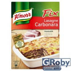 Knorr Fix Lasagne Tészta Carbonara Mártással (190g)