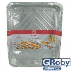 Alufix Fix-Box 8 adagos sütőforma 2,6l (2db)