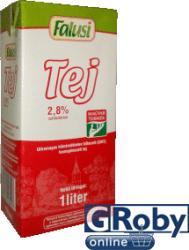 Falusi Tartós tej 2,8% 1l