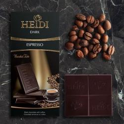 HEIDI Espresso étcsokoládé (80g)