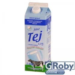 Jásztej Dobozos tej 1,5% 1l