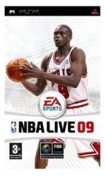 Electronic Arts NBA Live 09 (PSP)