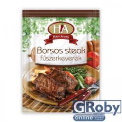 Házi Arany Borsos steak fűszerkeverék 33g