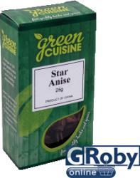 Green Cuisine Csillagánizs 25g