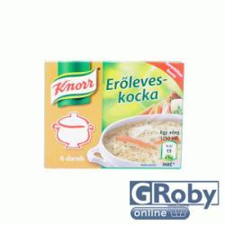 Knorr Aranysárga erõleveskocka 60g