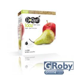 Garden 100%-os alma-körte gyümölcslé 5L