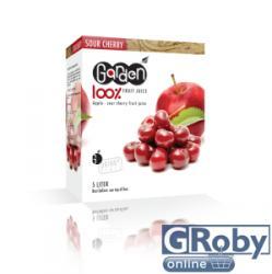 Garden 100%-os alma-meggy gyülöcsital 5L