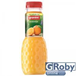 Granini Narancs gyümölcsnektár 60% 0,33L
