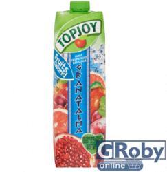 Topjoy Alma-grapefruit-szõlõ-gránátalma ital 1L