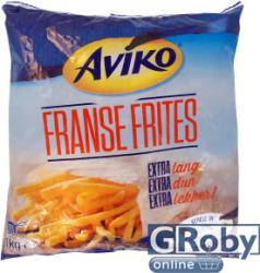 Aviko Franse frites extra vékony hasábburgonya 1kg