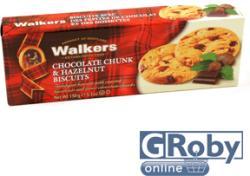 Walkers Skót Keksz Csokoládé És Mogyoró Darabokkal (150g)