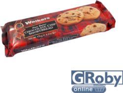 Walkers Skót Keksz Csokoládé Darabokkal (175g)