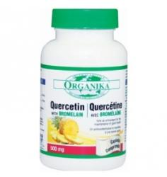 Organika Quercetin Bioactiv 500mg - 60 comprimate