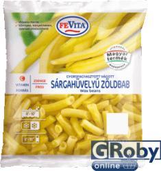 FeVita Fagyasztott sárgahüvelyű vágott zöldbab 450g