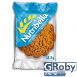 Nutribella Teljes Kiőrlésű Kókuszos Keksz (23.5g)