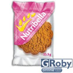 Nutribella Teljes Kiőrlésű Fahéjas Keksz (23.5g)