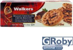 Walkers Skót Keksz Csokoládé Darabokkal (150g)