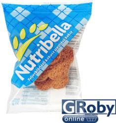 Nutribella Teljes Kiőrlésű Kókuszos Keksz (35g)
