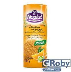 santiveri Digestive Narancsos Gluténmentes Omlós Keksz (195g)