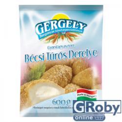 GERGELY Bécsi túrós derelye 600g