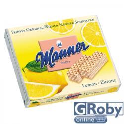 Manner Citromos Ostyaszelet (75g)