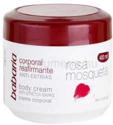 Babaria Rosa Mosqueta Body Cream Anti-Stretch Marks 400ml