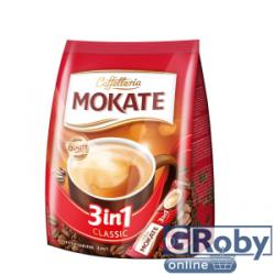 MOKATE Classic 3in1, instant, 10 x 18g