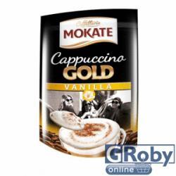 MOKATE Gold Cappuccino Vanilla, instant, 100g