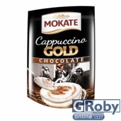 MOKATE Gold Cappuccino Chocolate, instant, 100g