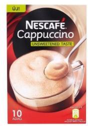 NESCAFÉ Cappuccino Unsweetened, instant, 10x12g