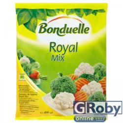 Bonduelle Royal Mix fagyasztott zöldségkeverék 400g