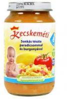 Kecskeméti Sonkás tészta paradicsommal és burgonyával 8 hónapos kortól - 220g
