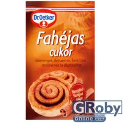 Dr.Oetker Fahéjas cukor 10g