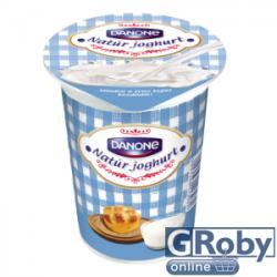 Danone Könnyű és finom natúr joghurt 375g