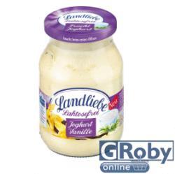 Landliebe Laktózmentes joghurt 500g