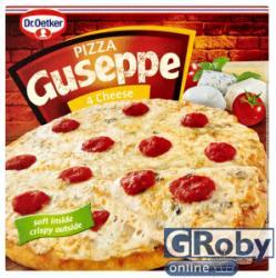 Dr. Oetker Guseppe gyorsfagyasztott négysajtos pizza 335g