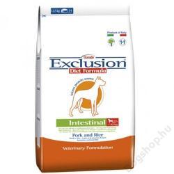 Exclusion Intestinal Adult medium/Large - Pork & Rice 3kg