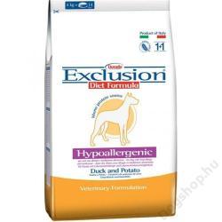 Exclusion Hypoallergenic - Duck & Potato 12,5kg
