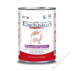 Exclusion Hypoallergenic - Goat & Potato 200g