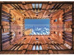 Piatnik Siena Városháza 1000 db-os