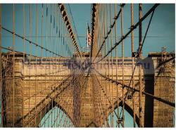 Piatnik Brooklyn-híd 1000 db-os
