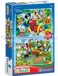 Clementoni Mickey egér: Farm kaland 2x60 db-os (07106)