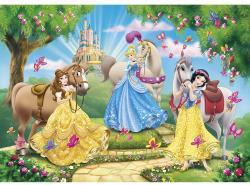 Clementoni Disney hercegnők 100 db-os (07222)
