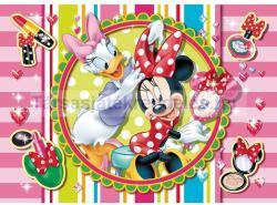 Clementoni Minnie és Daisy 180 db-os (07313)