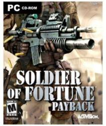 Activision Soldier of Fortune Payback (PC)