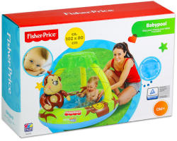 Fisher-Price Bébi medence (SOLVYT-FP16202)