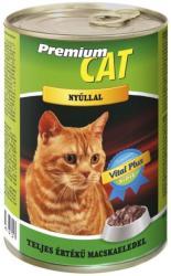 Premium Cat Rabbit Tin 415g